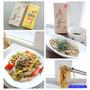 [8分鐘輕鬆上菜]三風麵館。香蕉麵 大雅蕎麥麵。日式芝麻蕎麥涼麵&鮮蔬魷魚香蕉麵。