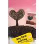 2015.06.13美麗佳人玩美實驗室6月實驗計劃「心心畫樹」我的油畫初體驗
