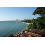 【遊記】Pattaya Rimpa Lapin ,超美的懸崖觀景餐廳&日本村