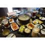 吳阿水老茶館 捷運雙連站推薦美食,古早味炭火鍋、台灣飲茶、台式茶點,合適聚餐的推薦餐廳