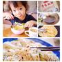 【美食】純手工製作,酥脆又香的 ★OEC蔥媽媽 手工抓餅組★ 早餐、點心、宵夜都OK…五分鐘內上桌~!