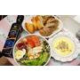 大餐過後來點好食又健康的輕食沙拉吧  ♥ 教大家用有機冷壓亞麻籽油簡單做3道料理