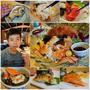 『台中。北區』本壽司║無菜單料理。與另一半共享頂級情人節套餐,進口玫瑰蟹,滿滿橙黃蟹膏,送上極致奢華美味