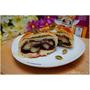 『中秋月餅推薦』金蕎。台北伴手禮/中和名產||黃金帝王酥,奶香濃郁,層次豐富的內餡讓你味蕾一次滿足