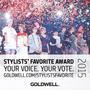 GOLDWELL 2015躍型耀色大賞,台灣之光由你決定!