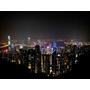 ○香港○太平山三合一 ● PART 1 山頂纜車好陡峭 + 太平山百萬夜景