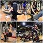 【運動】有效程序燃燒脂肪,跟著晶晶一起在健身房裡重訓爆汗吧!
