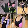 【穿搭】運動服裝基本配備,有助於達到健身更好的效用。