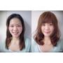 台北市燙髮 染髮 剪髮  我就是喜歡設計...  能修飾臉型&頭型的日式風格髮型!!