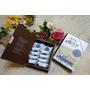 Bake Culture貝肯庄金磚土鳳梨酥禮盒,書本造型土鳳梨酥禮盒(蛋奶素),有格調、趣味性的創意伴手禮