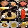 『台中。西屯區』小北澤壽喜燒專門店║安格斯牛肉無限讓你大口吃到飽/新推出五種鍋底任你選……