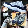 """【開箱】今年鞋款大魔王之一『Air Jordan 11 Low """"Georgetown""""』。"""