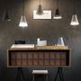 tripleliving studio山石軟泥燈,成為桌上的一抹風景
