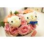 ♥生活♥ 徹底攻陷少女心的HELLO KITTY 鮮花,要討女生歡心送這準沒錯啦!! ♪K·A·Flower