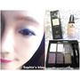 「美妝」秋冬彩妝魅惑紫❤Magic shop清透光防曬隔離乳+高感光絲柔眼影