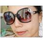 (配件)耍時尚?扮文青?更需要完整的保護:眼鏡王Glassesking-抗UV華麗雕花鏤空太陽眼鏡
