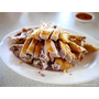 [宜蘭美食、梅花湖附近美食]平價小吃:鴨肉送布丁麵+好吃小菜VS.鵝肉宗,肉好吃CP值超高