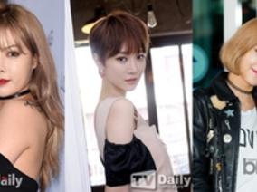 壞壞的更有魅力!韓國icon女星的帥氣mix性感髮型趨勢!