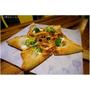 『台中。豐原區』Pizza Factory 披薩工廠║派大星披薩來也~美式工業風。PIZZA/燉飯/義大利麵任你選。