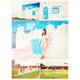 【台南景點】安平漁港*戀愛廣場♥充滿戀愛的氛圍,小而精巧的希臘聖托里尼風情聖地