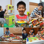 Mentari 兒童安全木製玩具▋美味料理廚房組及火車道岔建構城市組、小孩樂開懷、玩翻天