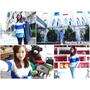 「穿搭」冬裝藍色系美衣❤Mina Mila網拍│百元│平價服飾