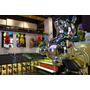 Caffè Rody主題餐廳 捷運忠孝敦化站美食,時尚又夢幻的推薦東區美食,合適親子同遊、朋友聚會的跳跳馬主題餐廳