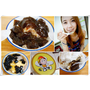 【宜蘭美食】古早味傳統手工黑糖粿+三色布丁 ♥ 布丁ㄚ嬤