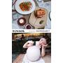 [曼谷] 香氛秘密花園餐廳Karma Kamet Diner。辣味蟹肉義大利麵。棉花糖甜點。