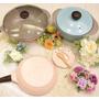 ▌鍋具▌時尚.美麗的煮婦炒菜鍋❤韓國CHEF TOPF LA ROSE 玫瑰鍋❤