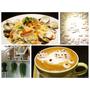 [桃園食記]夢想中的鄉村風咖啡館 - 藝文特區.FUN House coffee(咖啡拉花/輕食/西班牙小點tapas)