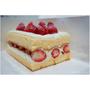 『熱門團購甜點』士林宣原蛋糕專賣店║草莓季開打囉~~原味雙層草莓蛋糕/雙層草莓杯杯,讓人瘋狂淪陷,等再久也甘願的美妙滋味