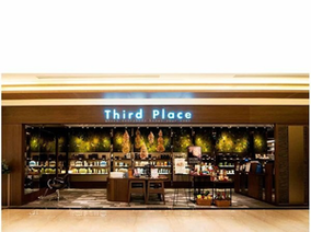 AVEDA肯夢跨界東京花藝職人 Third Place 微風信義店 打造微風中盛開的靜謐花園