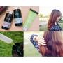 【美髮】平價沙龍級髮品●Amida蜜拉●平衡去脂洗髮精& 葉綠素調理素-小三美日