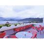 【基隆 Keelung】八斗子潮境公園 希臘天空異國風咖啡館義大利麵晚餐