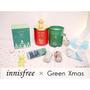 【新品】今年收到的第一份耶誕禮物★★innisfree X-MAS香氛蠟燭+繽紛指彩限量組合★★一同來感受嗅覺和視覺的聖誕氣氛