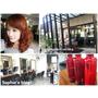 「美髮」台中燙髮。這就是我要的!自然澎鬆捲髮❤VS. hair salon