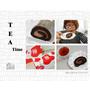 (口甲口甲)剛剛好的鬆軟與甜蜜tea time-網路團購美食亞尼克黑魔粒十勝生乳捲