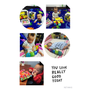 【育兒好物】拉梅茲Lamaze最安全的布玩具《音感八爪章魚、音樂布尺蟲》爸媽陪玩的小幫手!