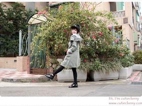 穿搭★漫步冬日午后的永康巷弄♥正韓.Melody in Wonderland【要送出 MIW 2016 桌曆,共兩個名額♡】