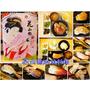 (台中市西屯區)新鮮的海味在這裡~【花山椒和風料理】:生魚海鮮丼/鹽烤鮭魚