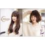 HAIR》Moon Hair Studio 》睡不醒頭 秋冬持續發燒中 是誰讓人妻一口氣剪掉10年長髮??來看看銷婆也能變女神進化過程