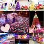 【高雄景點】2015夢時代聖誕佈置♥充滿紫色浪漫的「愛‧Sharing」主題,彷彿走入童話故事裡的魔法森林