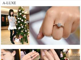 珠寶★妳值得更好的♥ A-LUXE 亞立詩鑽石【要送出市價 NT$5,220 的 A-LUXE 亞立詩 Charm 系列(一鍊三珠),共五個名額♡】