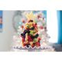 教你做!超簡單卻看起來超高級的水果聖誕樹!