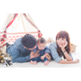 【Love's親子穿搭】首發文♥Aaron BB的第一次時尚穿搭全家福LOOK(≧∀≦)