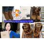 【短靴推薦】♥DOOK 千鳥紋絨面短筒靴♥隨意穿搭都漂亮!