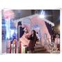2015-16阪急百貨耶誔跨年燈飾~美美浪漫的糖果屋