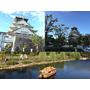 【景點】日本關西大阪必遊,日本歷史上的三大名城之一::大阪城天守閣