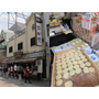 【點心】奈良老店中谷堂よもぎ餅::現場搗麻糬!必吃美食之一